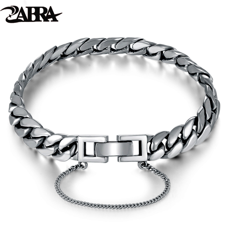 Hot sale Men s bracelet silver ornament individuality tide restoring ancient ways