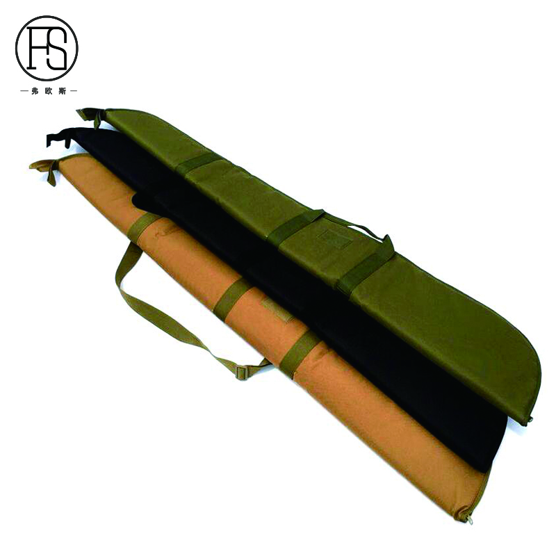 Tactical Hunting Rifle Carry Shoulder Bag About 130cm Nylon Outdoor Sport Bag Airsoft Air Gun Protection Bag