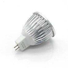 DC12V MR16 LED Lights COB LED Chip Lamps Spotlight Bulbs 15W Warm/Cool White High Quality Aluminum Shell Spot Lights Lamp