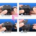 Quick release plate f Benro Arca Swiss compatible PU-60 B1 B2 B3 J1 J2 ballhead