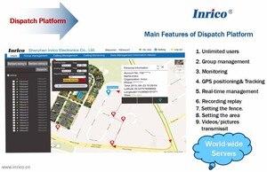 Image 4 - TM 7 Neueste GSM WCDMA netzwerk Auto Radio Mit Touchscreen Transceiver Netzwerk Fahrzeug Mouted Mobile Radio zello konto