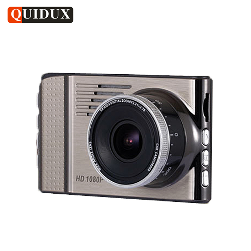 QUIDUX Super Night Vision Car DVR FHD 1080P Novatek 96650 HDMI Auto Video camera recorder 170 Degree angle Dash cam Car blackbox овальный купить ковры ковер super vision 5412 bone овал 3на 5 метров
