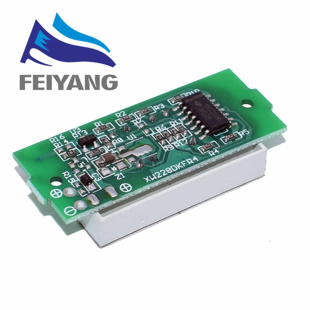 Indicateur de capacité pour batterie au lithium 1S 2S 3S 4S 3.7V module 4.2V Affichage bleu Testeur de batterie de véhicule électrique Li-ion