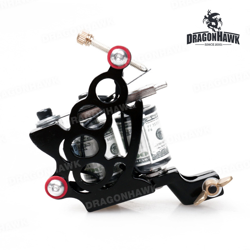 Beginner Tattoo Machine 8 Wrap Coils Tattoo Gun Tattoo SuppliesBeginner Tattoo Machine 8 Wrap Coils Tattoo Gun Tattoo Supplies
