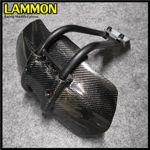 Для KTM DUKE 125 200 390 690 RC390 Integr аксессуары для мотоциклов 100% углеродное волокно заднее крыло шин