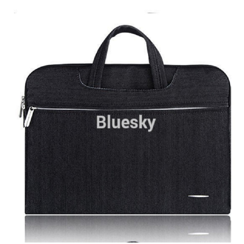2016 Laptop Case Bag Denim Soft Laptop Sleeve Bag Case For Macbook air 11 13 pro 13 15 r ...