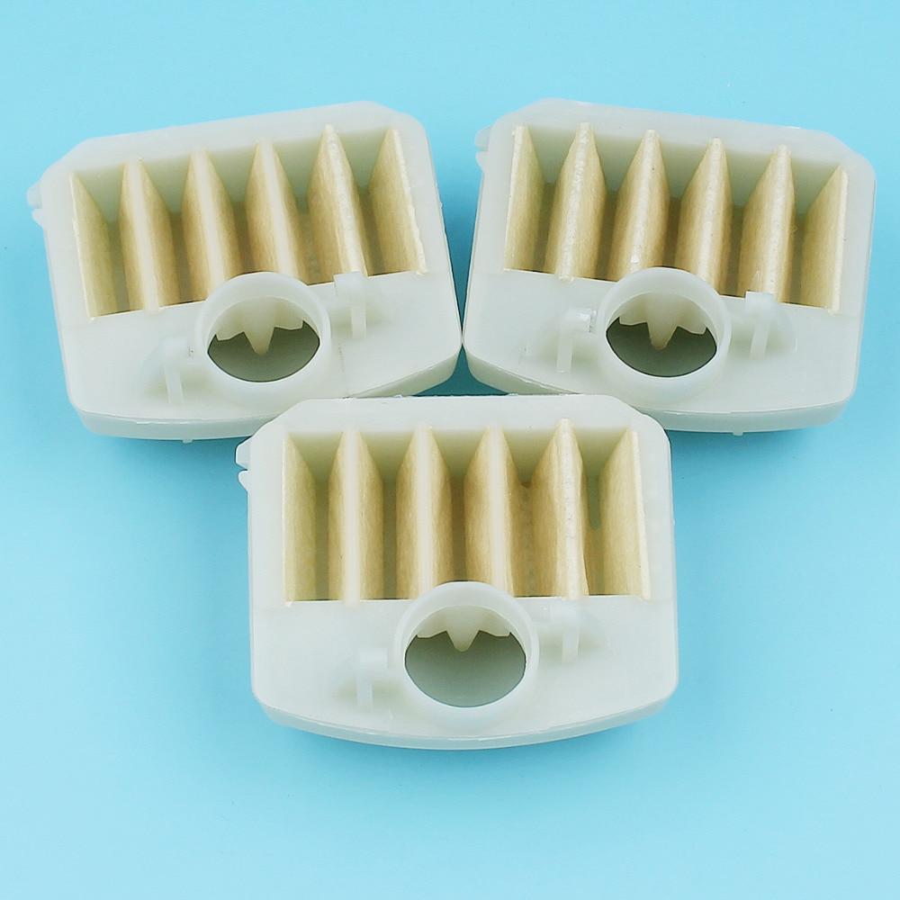 3 X Air Filter For Jonsered Chain Saw 2141 2145 2149 2150 CS2141 CS2145 CS2147 CS2150 CS2152 CS2153 EPA #503855303,537024003