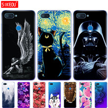 Silicone case For Xiaomi mi 8 LITE