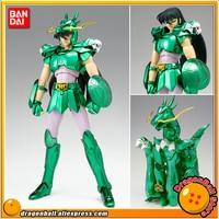 Japan Anime Saint Seiya Original BANDAI SPIRITS Tamashii Nations Saint Cloth Myth Action Figure Dragon Shiryu