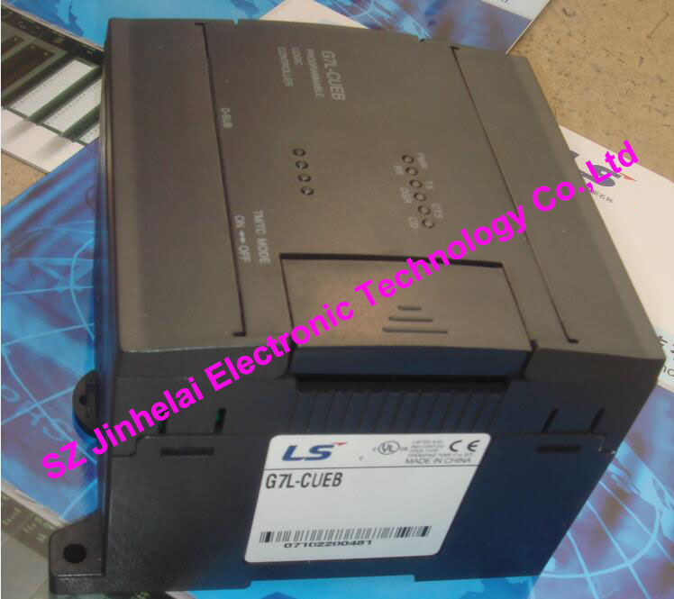 100% New and original  G7L-CUEB   LS(LG) PLC  RS-232C Communication unit (Modem function available) new original 1756 eweb plc 100 mbps communication rate controlnet communication module