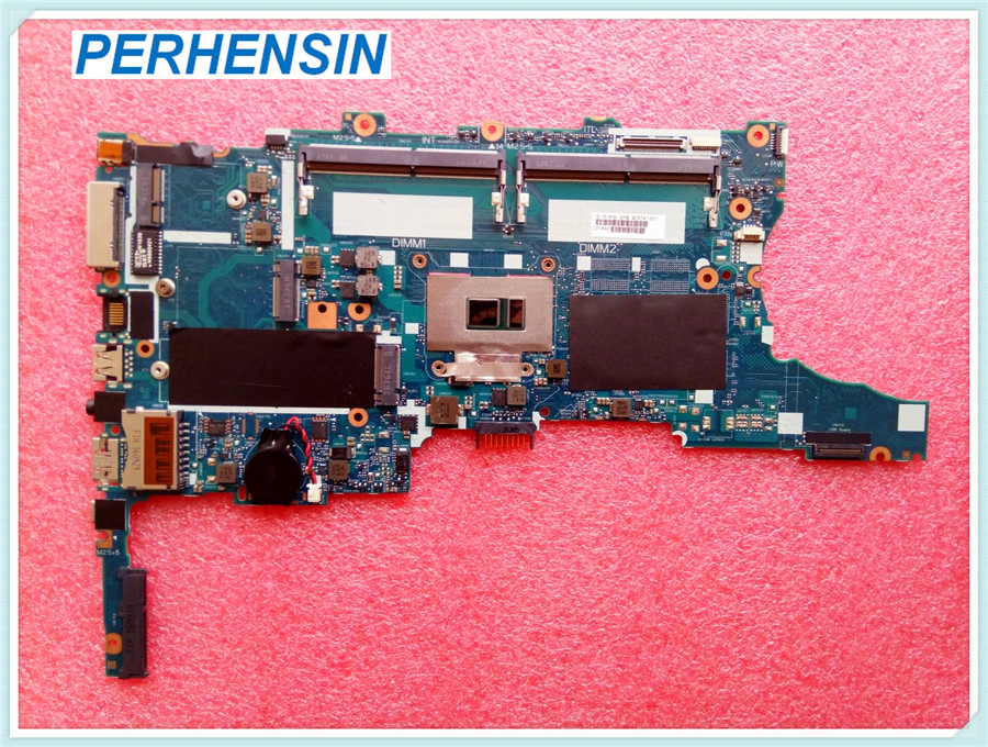 FOR HP EliteBook 840 G3 Motherboard With i5 6300U CPU 826806 001 826806 601 100 WORK