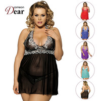 RI80003 Sexi Woman Lingerie Erotic Plus Size Lenceria Sexy Mujer Many Color Sexy Lingerie Plus Size