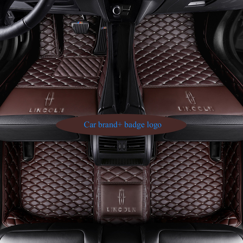 Custom fit car floor mats for Chevrolet brand logo Cruze Malibu Sonic Trax Sail captiva epica 3D car styling carpet floor liner custom logo car floor mats for chevrolet captiva chevrolet lacetti epica sonic aveo sail trax cruze auto accessories car mats