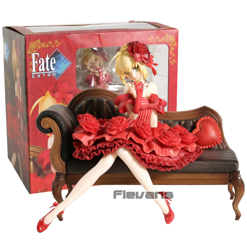 Fate/EXTRA idle Emperor Nero Claudius 1/7 Scale PVC Figure Collectible Model Toy