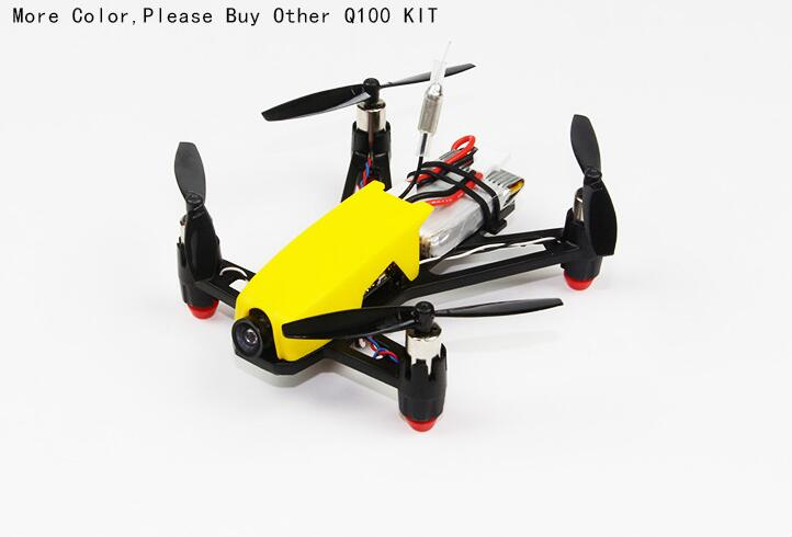 Q100 Indoor Mini font b Drone b font PNP Brushed Motor ESC DIY Quadcopter Accessories RC