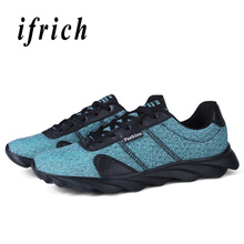 Men Sneakers Spring Autumn Man Running Shoes Black Orange Tracking Shoes Breathable Sneakers China Lace Up Walking Shoes 2017 cushioning running shoes men spring autumn pu leather light lace up breathable brand man sneakers