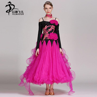 Ballroom Dance Competition Dresses/Standard Ballroom Dress Standard Dance Dress Woman/Womens Ballroom Dance Skirts