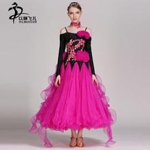 Ballroom Dance Competition Dresses/Standard Ballroom Dress Standard Dance Dress Woman/Womens Ballroom Dance Skirts