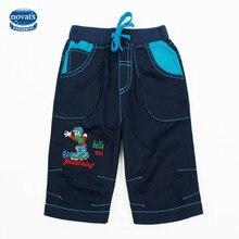 Novatx нова розничная baby случайные мальчик лето шорты детей мода одежда