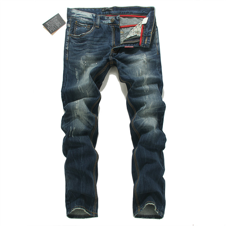 2016 NEW ARRIVE d2 dsquared man JEANS FASHION MEN S LEISURE JEANS DSQ  COTTON SLIM PANTS DENIM JEANS1-in Modeling Clay from Toys   Hobbies on  Aliexpress.com ... 8e173a177f1e