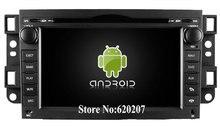 S160 Android 4.4.4 COCHES reproductor de DVD PARA CHEVROLET OPTRA (2002-2010) de audio del coche estéreo Multimedia GPS Quad-Core