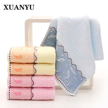 35x75cm 100% cotton thickened soft super absorbent antibacterial towel face towel toilet bathroom shower bath hotel beach towel