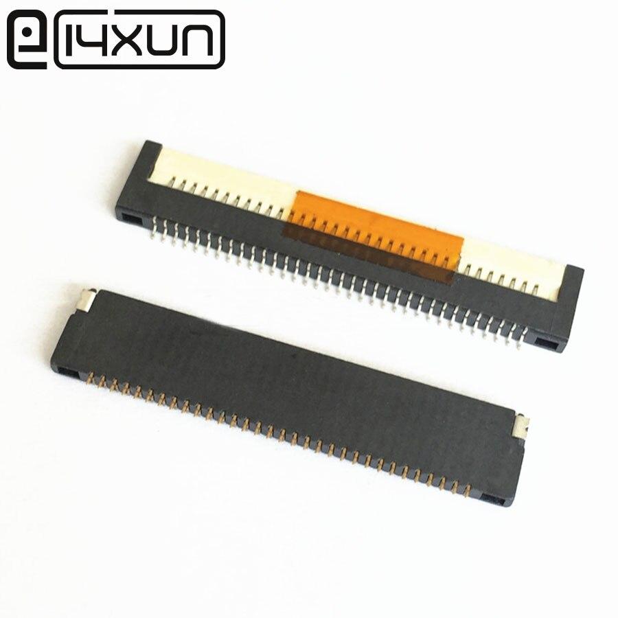 2 шт./лот FPC FFC плоский кабель Разъем 0,8 мм шаг 26/30/32/34Pin для интерфейса клавиатуры ноутбука