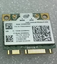 Intel 2230 WiFi 2×2 BGN+BT4.0 adapter For Lenovo IdeaPad P500 , Z500 ,FRU:04W3765 20200078