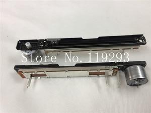 Image 4 - [BELLA] ญี่ปุ่น ALPS Alan ผสม GLD80 170 มม.B10K 4 ฟุตมอเตอร์ Fader Potentiometer 8MMT  5PCS/LOT
