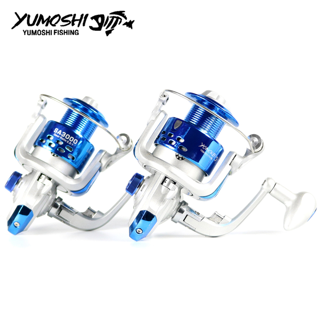 Spinning Reel Carbon Front and Rear Drags  12BB
