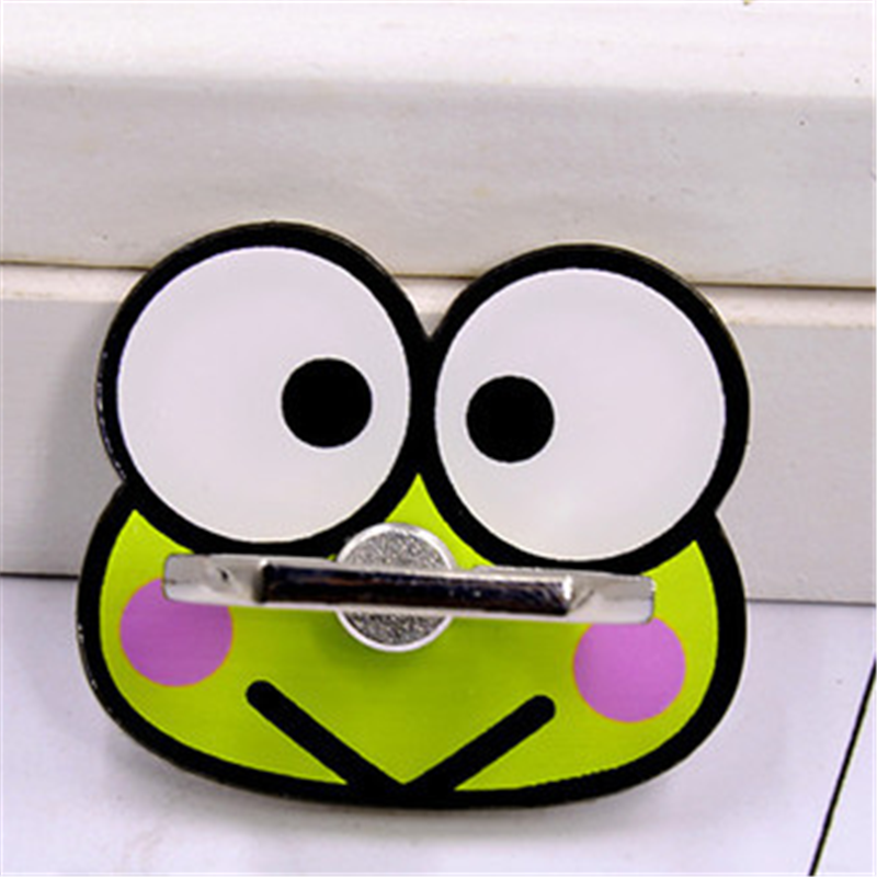 UVR 360 Degree Frog Finger Ring Smart Phone Stand Holder Cute Bear Mobile Phone Holder Stand For Iphone Huawei All Phone Braket