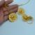 Etíope de La Boda Conjuntos de Joyas de Oro Plateado NUEVO Anillo Pendientes Collar Colgante Mujeres Habesha Eritrea Etiopía Nupcial conjunto #051202
