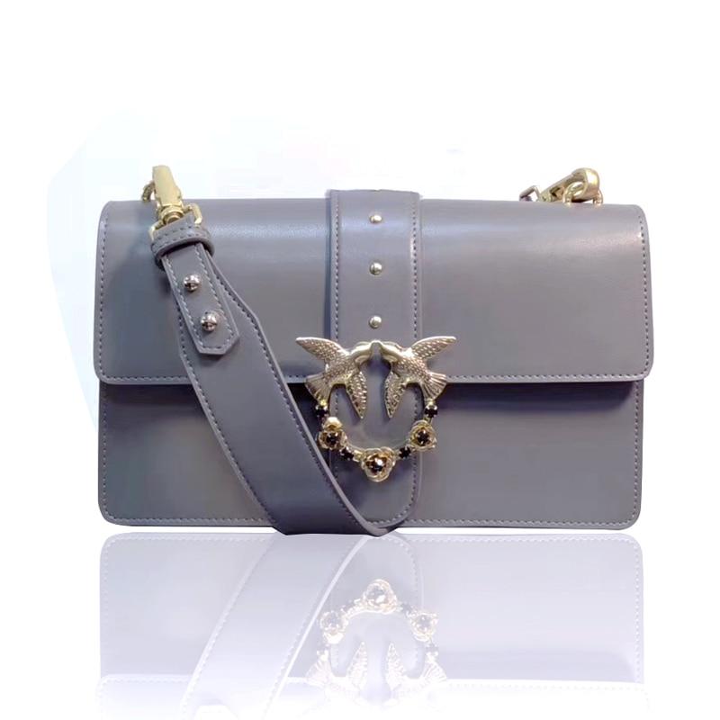 c10be277815c2 En Iyi 2019 Yeni Moda swallow askılı çanta ünlü marka çanta kadın çanta  hakiki deri kola. >>>