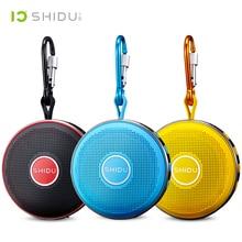 SHIDU T1 Bluetooth Speaker Dust Proof & Splash Proof Portable Mini Speaker MicroSD Functionality Powerful Wireless Speakers