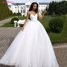 Robe de mariee sexy Backless Wedding Dresses 2019