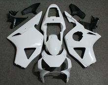 цена на Fast shipping US Plastic Injection Unpainted ABS Fairing Bodywork Set For Honda CBR954RR CBR 954 RR 2002 2003 02 03 Bodywork