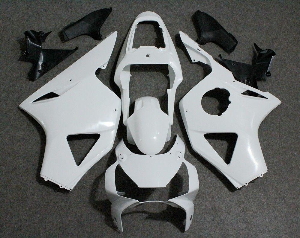 Livraison rapide US Injection plastique non peint ABS carénage carrosserie ensemble pour Honda CBR954RR CBR 954 RR 2002 2003 02 03 carrosserie