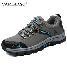 VAMOLASC New Men Sport Running Shoes Breathable Leather Sneakers Comfortable DMX Outdoor Walking Shoes Cushioning Athletic Shoes