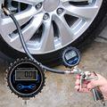 Digital medidor de pressão dos pneus medidor de ar psi carro motocicleta pneu monitor de pressão