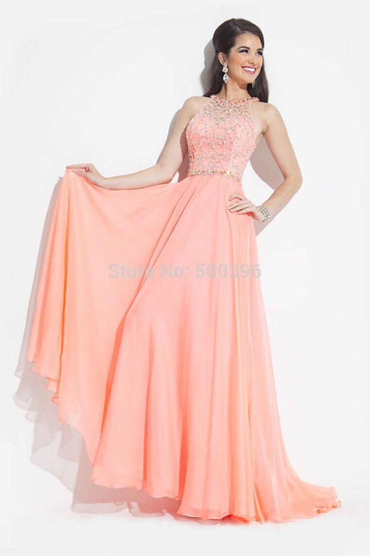 Diseño único Vestido de Fiesta 2017 vestidos de fiesta Azul Vestidos ...