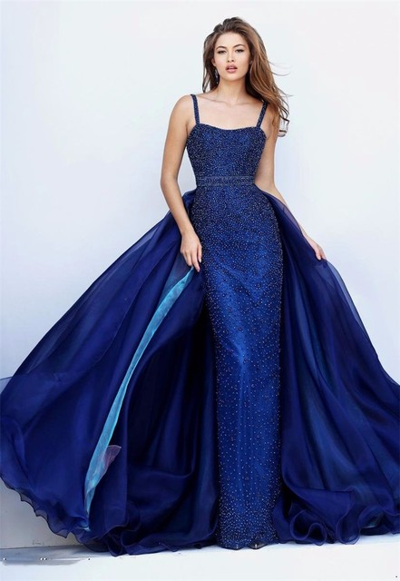 2017 Kingly Backless Evening Dresses For Young Women Cutaway Side