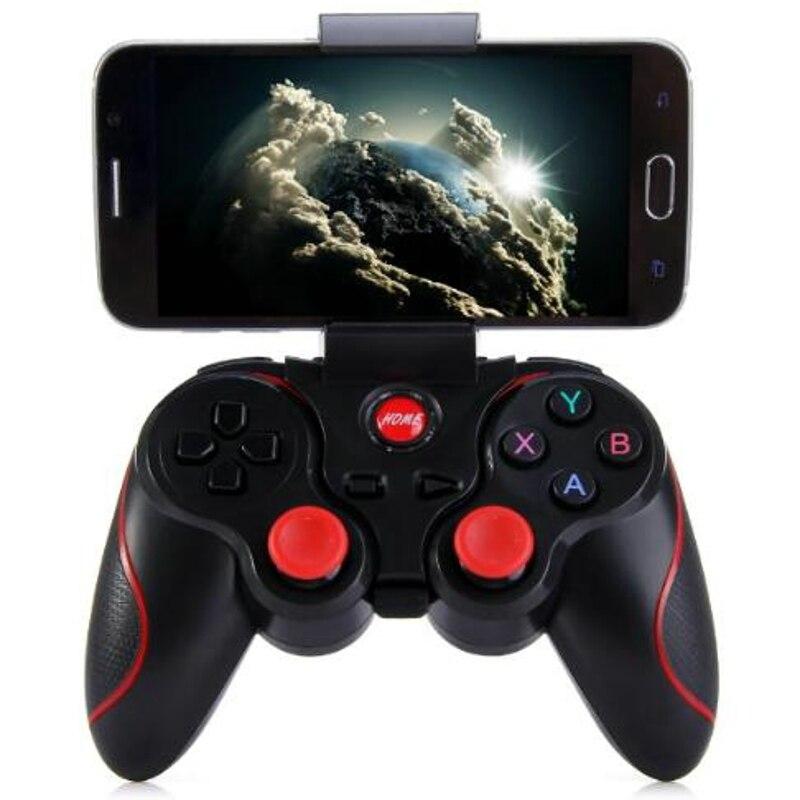 Gen משחק S5 אלחוטי Bluetooth Gamepad בקר משחק ידית ג 'ויסטיק מרחוק עבור אנדרואיד Tablet הגיע קונסולת עבור iPhone טלוויזיה תיבה