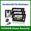 Главная 3 единица квартира 7 дюймов TFT монитор домофон дверной звонок домофон бесплатная доставка
