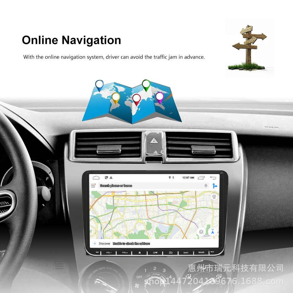 32 グラム車のマルチメディア GPS ラジオの Android 2din ゴルフオクタヴィア vw ポロセダンシロッコ cc のボラのパサートカブトムシ迅速なティグアン Amarok EOS
