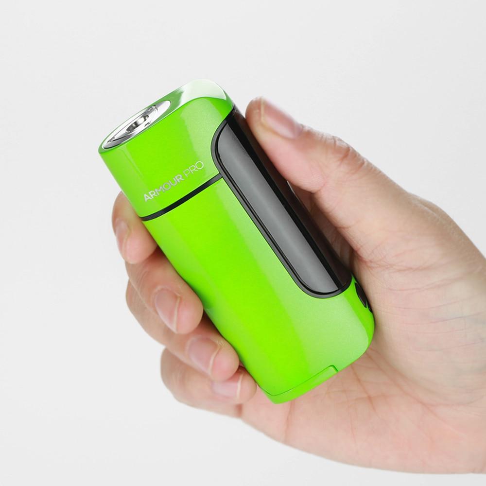 Nouveau Kit vaporeux Original Pro 100 W TC Box Mod Vape Fit Cascade bébé réservoir Vaper vaporisateur E-Cigarette vapotage sans batterie - 5