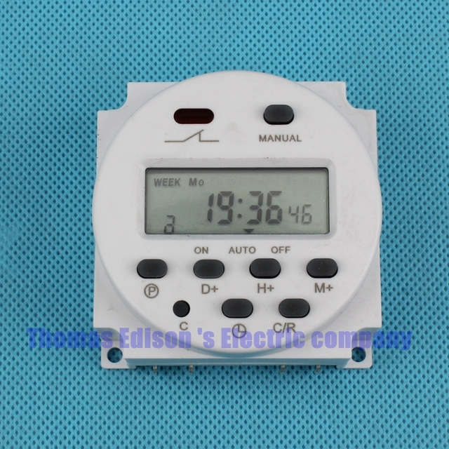 digital time switching time controller cn101a dhc15 thc 101a digital rh aliexpress com Electronic Timer Switch Electronic Timer Switch