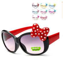Summer style New fashion Kids Sunglasses children Princess cute baby Hello- glasses Wholesale High quality boys gilrs suanglass