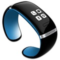 Bluetooth reloj teléfono de pulsera pulsera inteligente para ios android samsung iphone htc