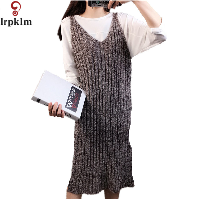 Casual Women Dresses 2017 New Summer Knitted Dresses Women V-Neck Dress Spaghetti Strap Robe Femme Vestido De Fiesta LZ242 женское платье summer dress 2015cute o women dress