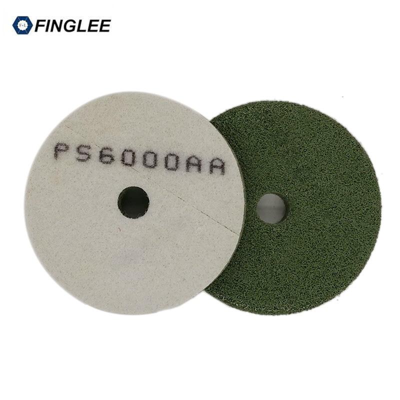 FINGLEE 4 hüvelykes, 2db 100 mm-es szivacs polírozó párnák - Csiszolószerszámok - Fénykép 6